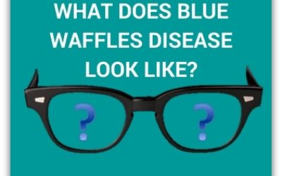 What Does Blue Waffles Disease Look Like